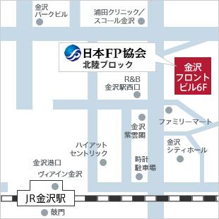 富山支部地図画像